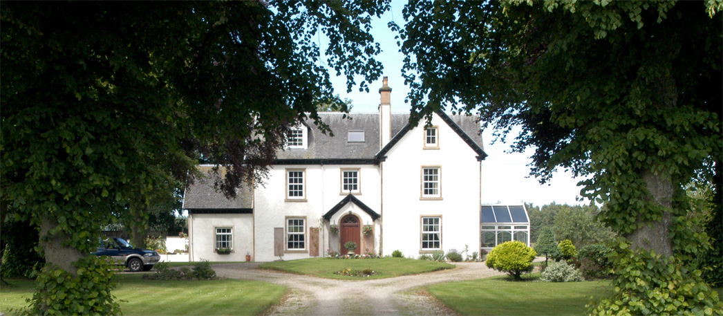 Trochelhill, Country house, Bed and Breakfast, Fochabers, Moray, Scotland